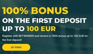 betwinner bonus for new customers